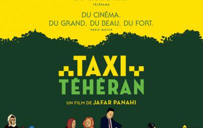 Taxi Teheran, de Jafar Panahi