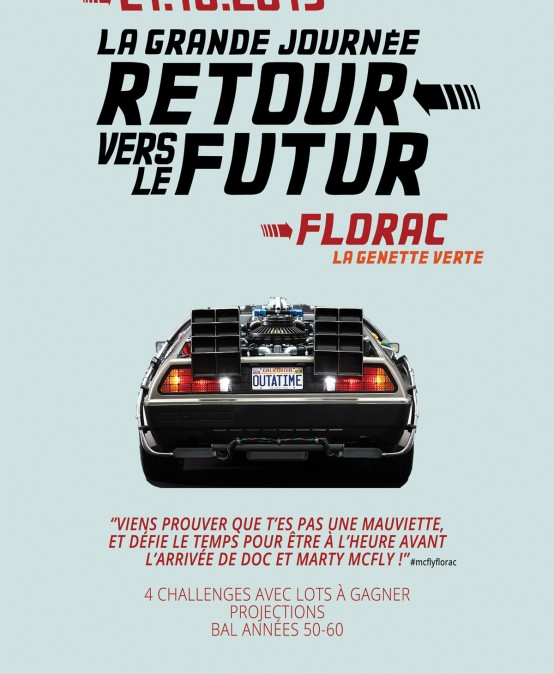 La grande journée «Retour vers le futur»