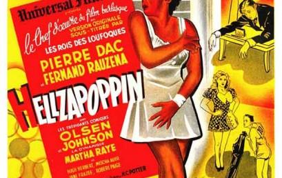 Hellzapoppin, de Henry Codman Potter