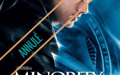 Minority Report, de Steven Spielberg