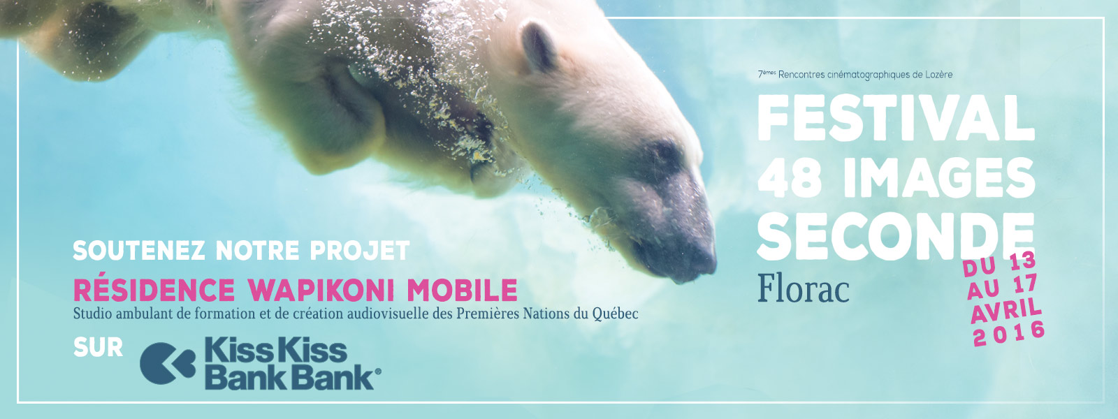 Résidence Wapikoni mobile… Soutenez-nous !