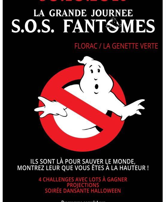 La grande journée SOS Fantômes