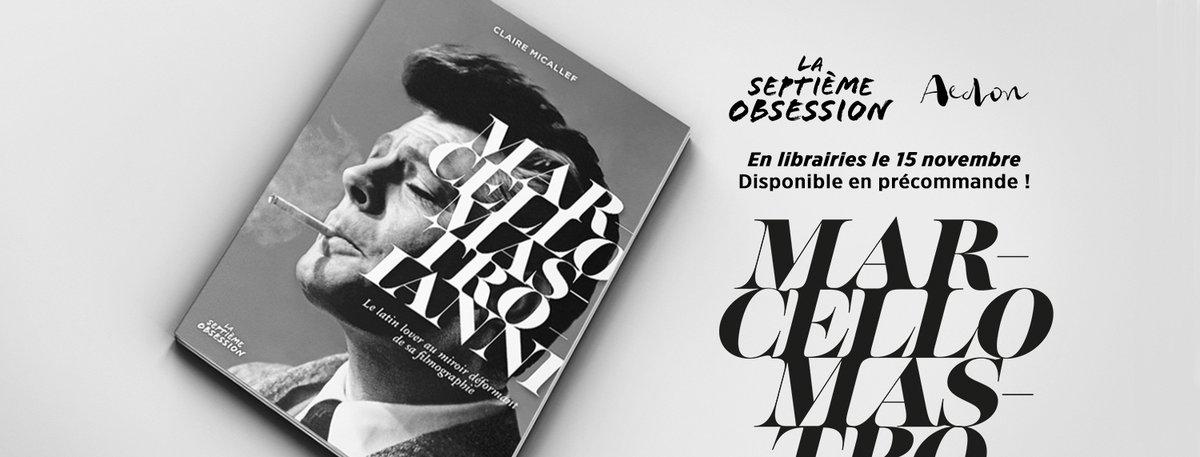 Quizz Cinéma : gagnez un livre sur Marcello Mastroianni