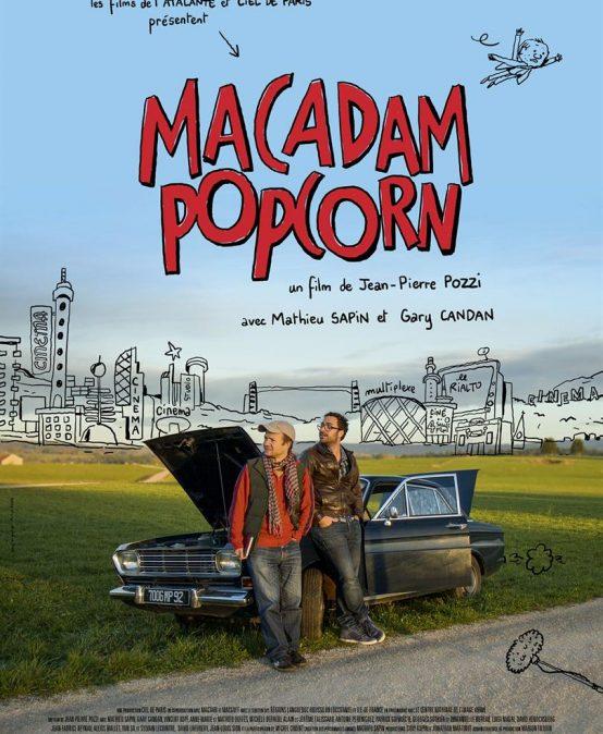 Macadam Popcorn, de Jean-Pierre Pozzi