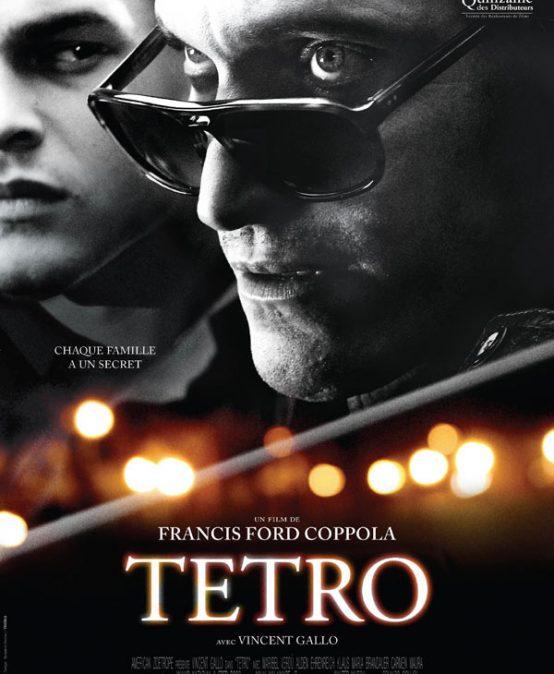 Tetro, de Francis Ford Coppola