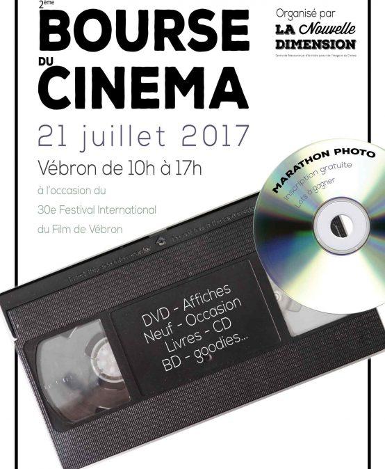 2ème Bourse Cinéma + Marathon Photo