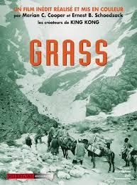 Grass – Lutte d'un peuple pour la vie, de M.C. Cooper, M. Harrison, E.B. Schoedsack