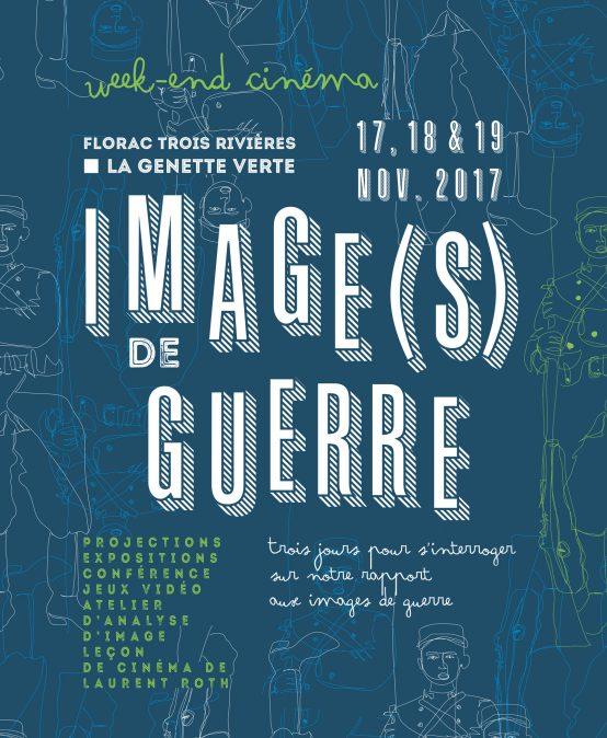"""Week-end Cinéma """"Image(s) de guerre"""""""