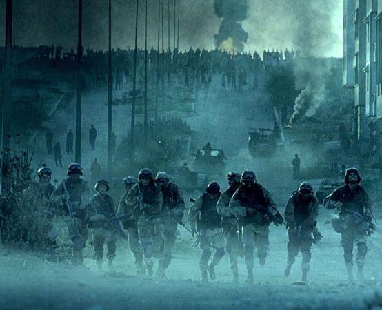 Atelier d'analyse de l'image : Le cinéma s'en va-t-en guerre !