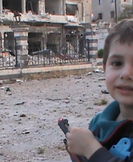 Atelier d'analyse de l'image : Puissance mortifère de l'image de guerre documentaire