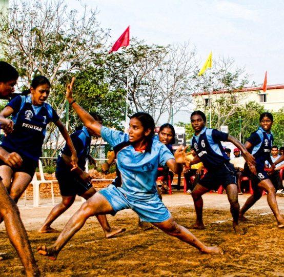 Épreuve de Kabaddi (sport indien)