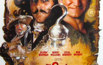 Hook ou la revanche du Capitaine Crochet, de Steven Spielberg