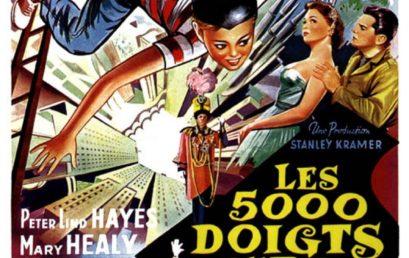 Les 5000 doigts du Dr T, de Roy Rowland
