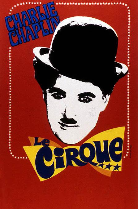 Le cirque, de Charlie Chaplin