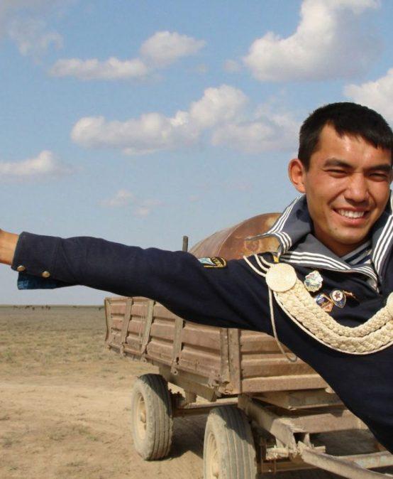 Kazakhstan, horizon lointain