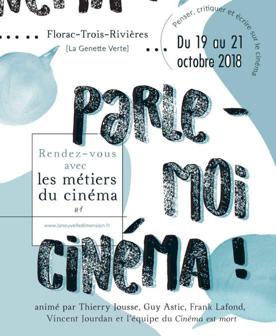 Parle moi Cinéma : rendez-vous avec les métiers du cinéma
