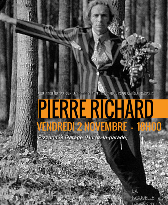 Pierre Richard ou le don des nues