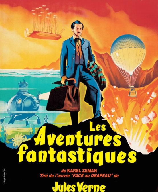Les Aventures fantastiques, de Karel Zeman