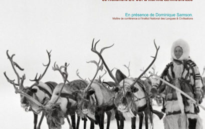 Le voyage perpétuel, de Anastasia Lapsui et Markku Lehmuskallio
