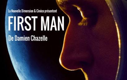 [ANNULÉ] First Man, de Damien Chazelle