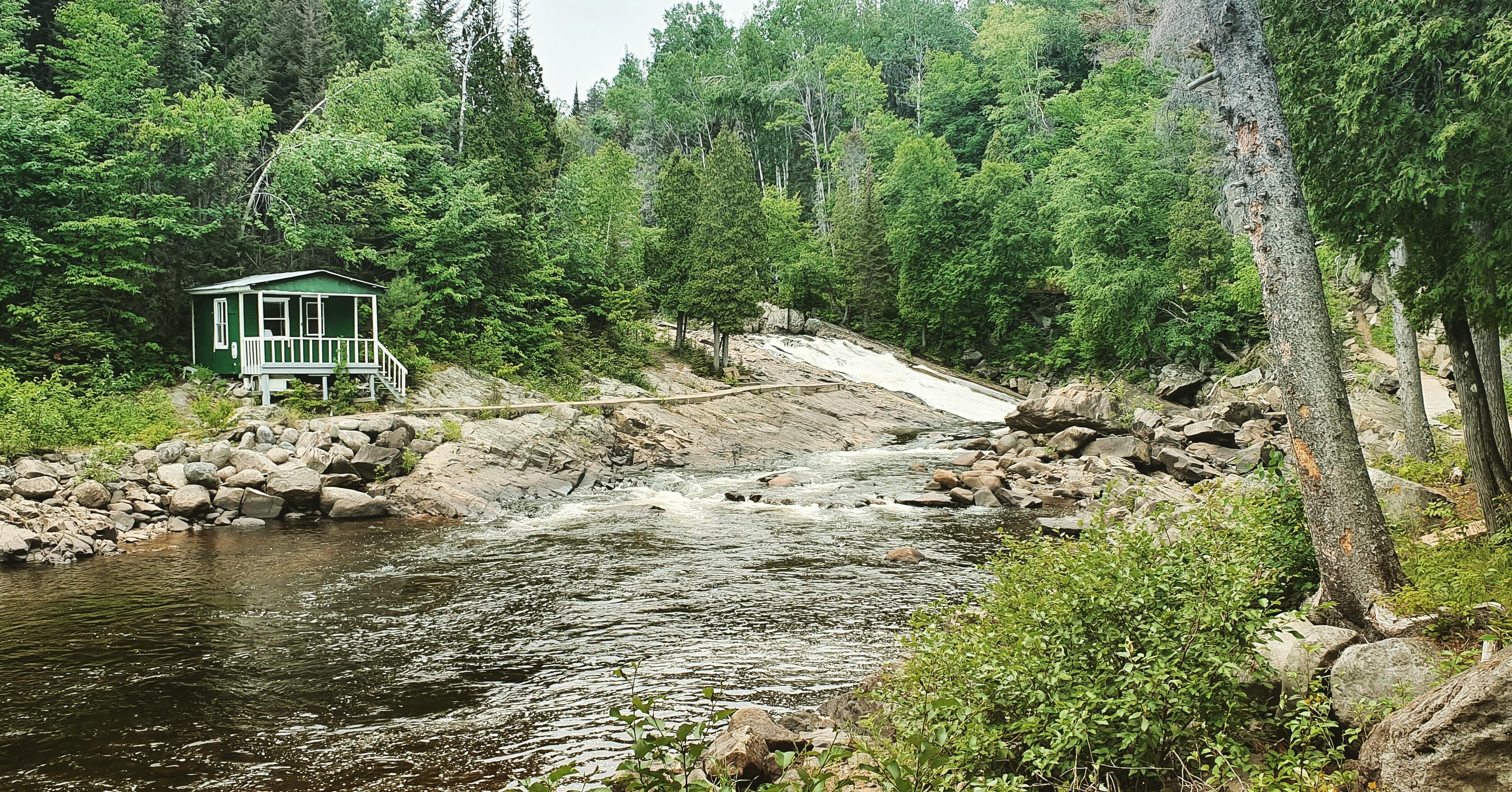 Jeudi 11 juillet – La chute à saumon