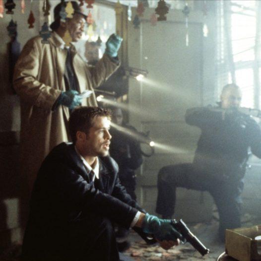 Les Chambres noires de David Fincher