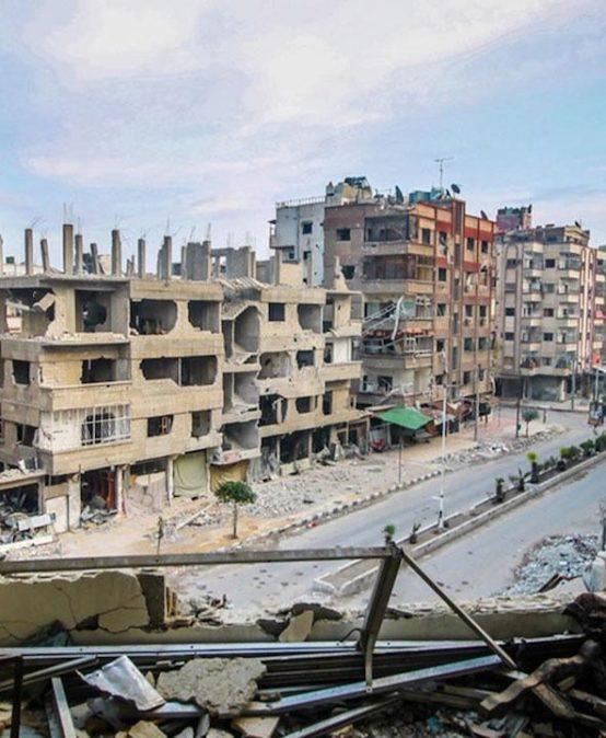 Syrie, filmer à tout prix